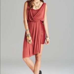 Free People Host Pick Tuscan Red Eleanor Dress